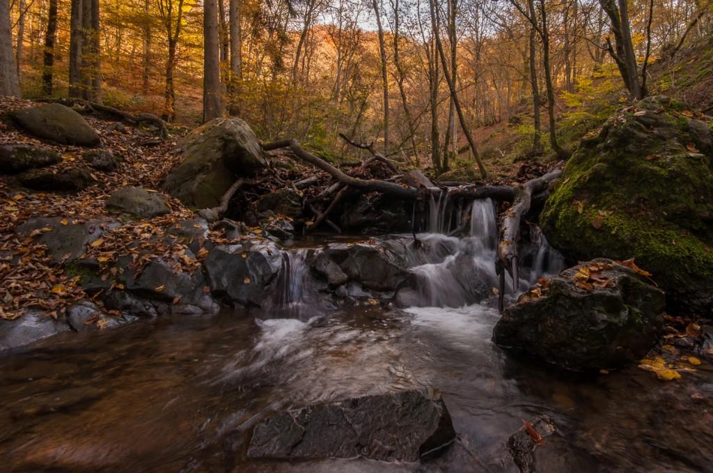 Ninglinspo, Watervallen, Waterfalls, River, Wallonie, Belgique, Belgium, België, Autumn, Herfst,