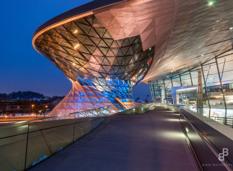 BMW Welt in Munich