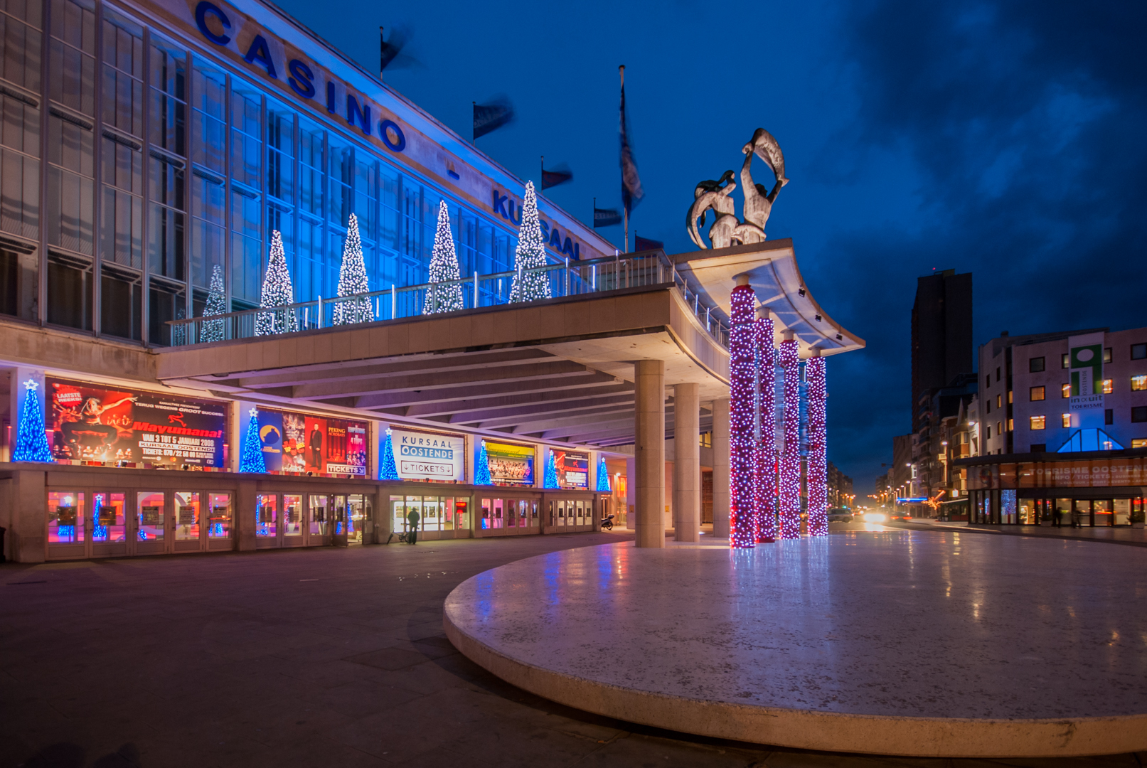 Casino cursaal oostende the history of gambling in las vegas