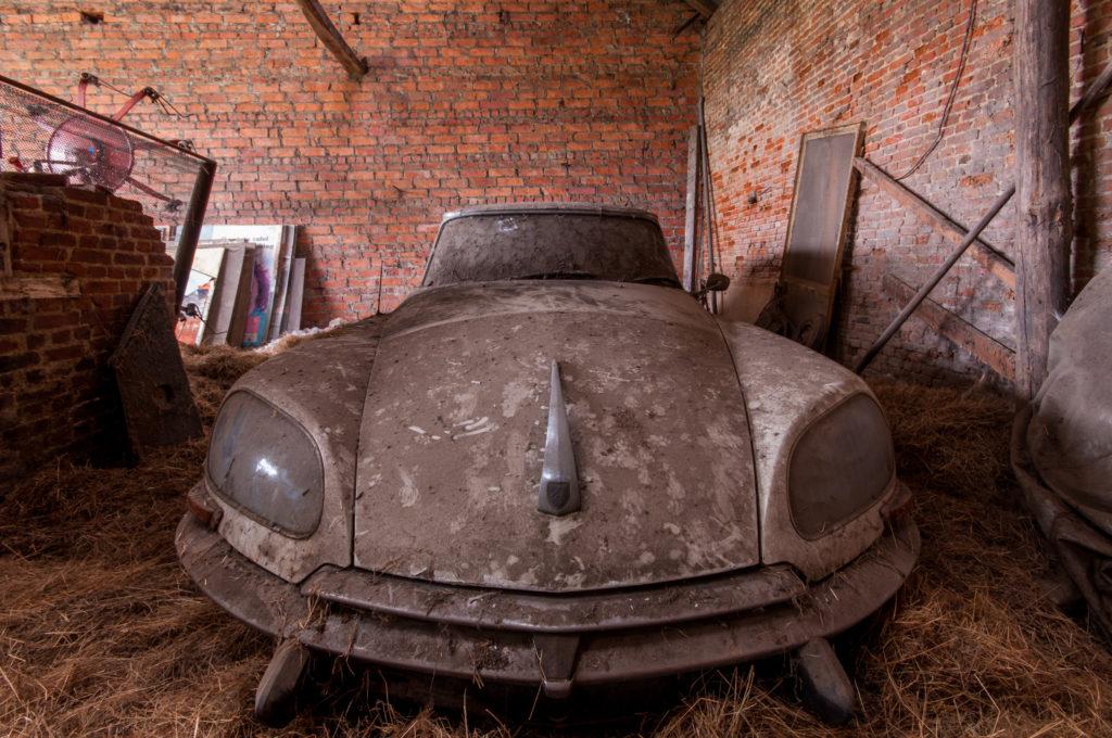 Oldtimer Barn