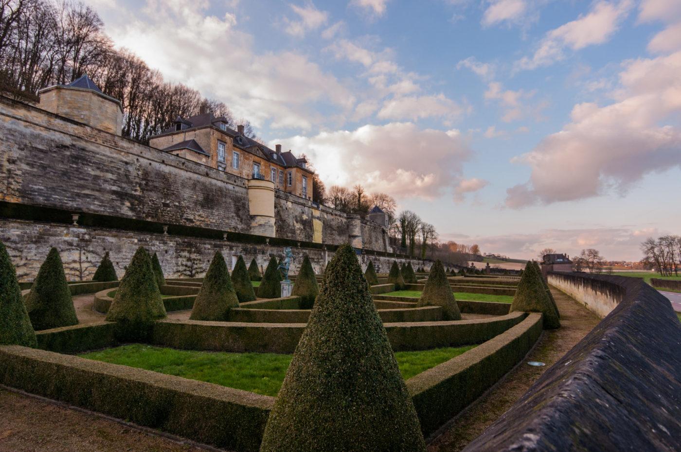 Wolken boven Chateau Neercanne – Bert Beckers Fotografie